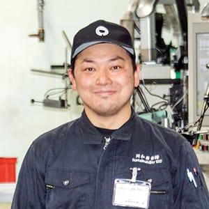 田村 和也 製造       2005年入社