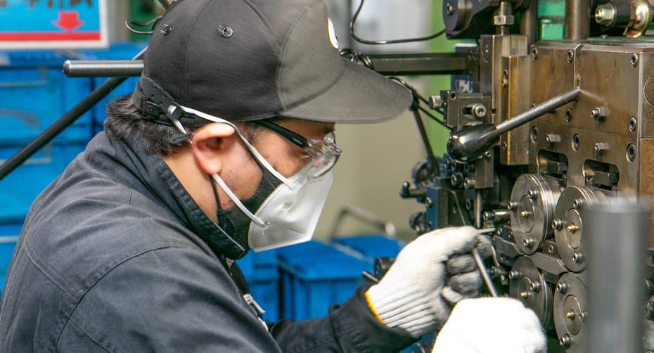 田村 和也   Kazuya Tamura 製造 2005年入社