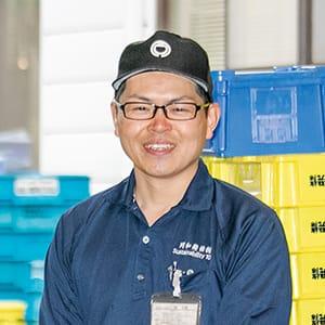 関 和豊 製造 2011年入社